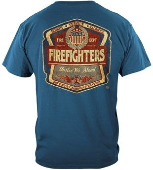 Firefighter Denim Fade