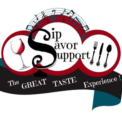 The Great Taste Experience...Sip, Savor, Support