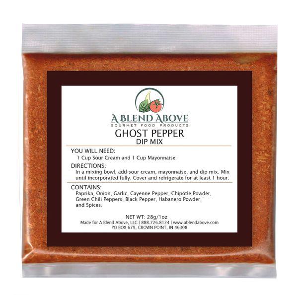 Ghost Pepper Dip Mix