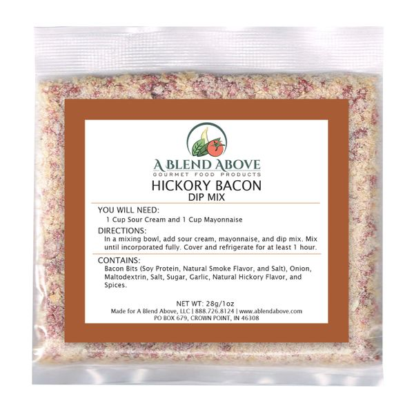 Hickory Bacon Dip Mix