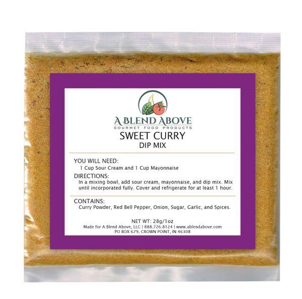 Sweet Curry Dip Mix