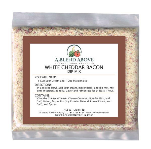 White Cheddar Bacon Dip Mix
