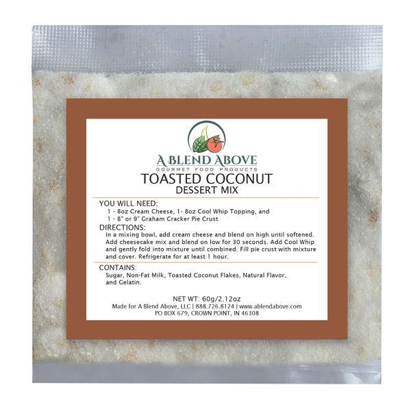 Toasted Coconut Dessert Dip Mix