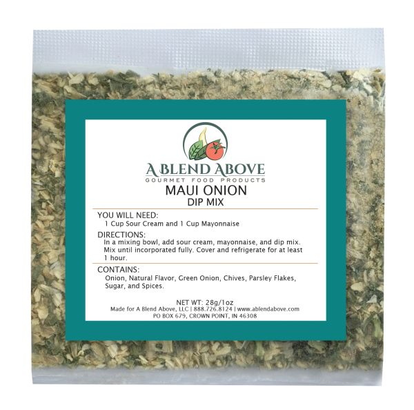 Maui Onion Dip Mix