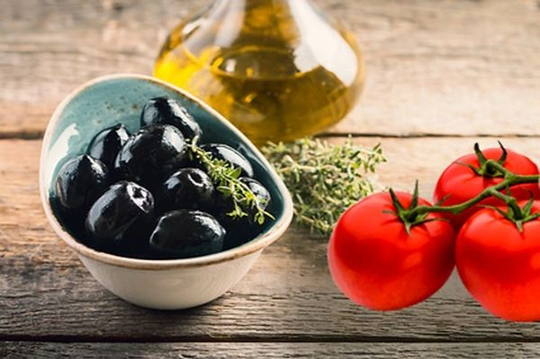 Tomato Black Olive Olive Oil Dipping Blend