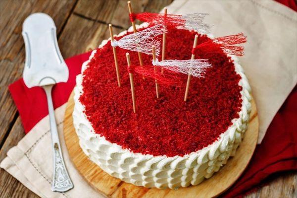 Red Velvet Dessert Dip Mix