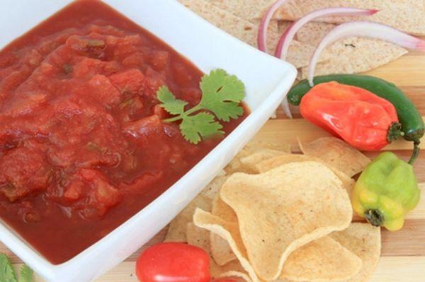 Habanero Green Chili Salsa Blend