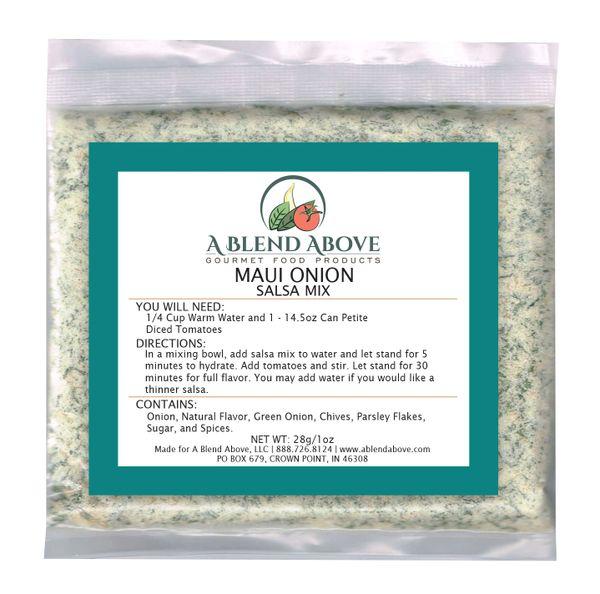 Maui Onion Salsa Mix