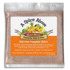 Harvest Pumpkin Spice