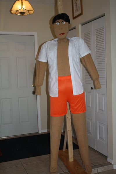TALKING and WALKING DOLL, GEORGE CAN BE YOUR COMPANION FOR SENIORS, VETS OR PEOPLE WHO LIVE ALONE. THEY ARE GREAT ROOM MATES OR AVATARS. If you need a payment plan, email us at clothadultdolls@hotmail.com