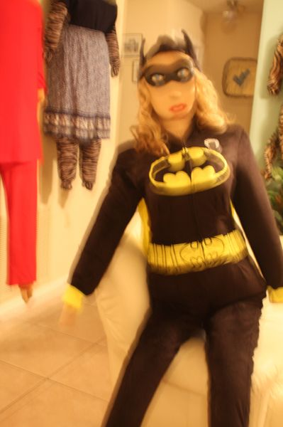 AT HALLOWEEN 2, WALKING AND TALKING DOLL, MELODY CAME AS BAT GIRL Email us if you need a payment plan at clothadultdolls@hotmail.com. We will never accept money from you and the rest of our motto is below.