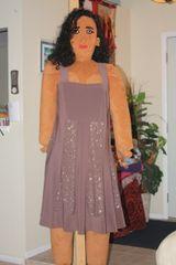 BEBE doll in taupe and sparkle. Pretty, Pretty, Pretty!!!