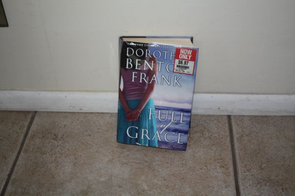 Book Full of Grace By Dorothy Benton Frank---used