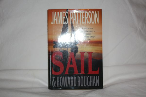 BOOK...SAIL BY JAMES PATTERSON --- USED BOOK