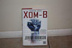BOOK...XOM-B...BY JEREMY ROBINSON