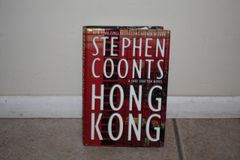 BOOK...HONG KONG...BY STEPHEN COONTS...USED BOOKS