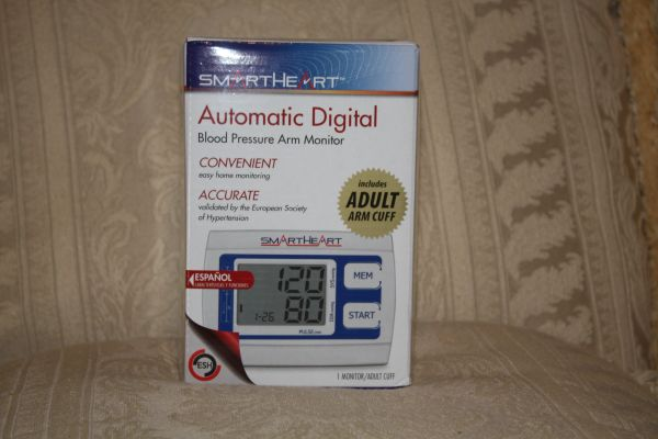 SMART HEART automatic digital Blood Pressure Arm Monitor