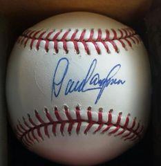 Cincinnati Reds Dave Concepcion Official MLB Baseball Autographed