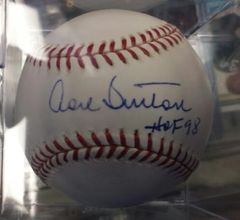 Los Angeles Dodgers Don Sutton Official MLB Baseball Autographed