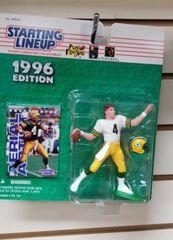 Green Bay Packers Brett Favre Starting Lineup Figure 1996