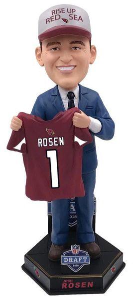 Josh Rosen (Arizona Cardinals) 2018 NFL Draft Bobblehead FOCO