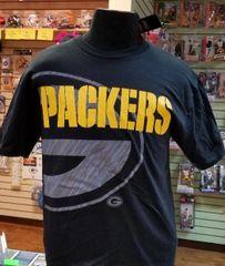 Green Bay Packers Majestic Black Elite Reflective Shirt
