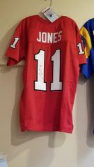 Green Bay Packers Josh Jones N.C State Autographed Jersey