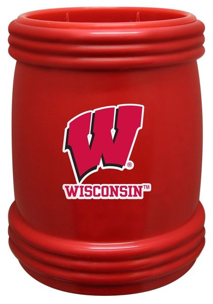 Wisconsin Badgers Magna Coolie Beverage Holder