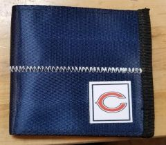 Chicago Bears Belted Bi Fold Wallet