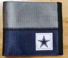 Dallas Cowboys Belted Bi Fold Wallet