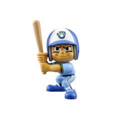 Milwaukee Brewers Lil Teammates Throwback Batter