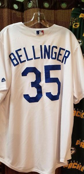 sports shoes 8d1b4 3559d Cody Bellinger Los Angeles Dodgers Home White Replica jersey 2018 World  Series