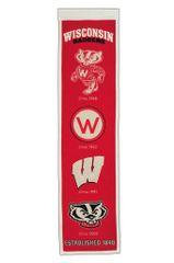 Wisconsin Badgers Heritage Banner