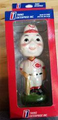 1996 Twins Enterprise Inc, Cincinnati Reds Mascot Bobblehead