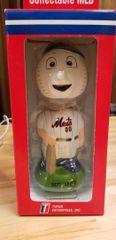 1996 Twins Enterprise Inc, New York Mets Mascot Bobblehead Mr Mets