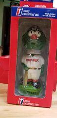 1996 Twins Enterprise Inc, Boston Red Sox Mascot Bobblehead Wally The Green Monster