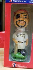 1996 Twins Enterprise Inc, Pittsburgh Pirates Mascot Bobblehead
