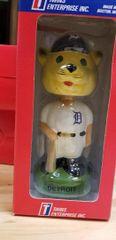1996 Twins Enterprise Inc, Detroit Tigers Mascot Bobblehead