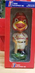 1996 Twins Enterprise Inc, St. Louis Cardinals Mascot Bobblehead