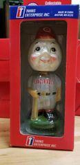 1996 Twins Enterprise Inc, Cincinnati Reds Mascot Bobblehead RARE VERSION