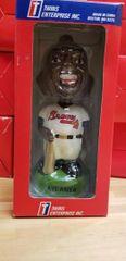 1996 Twins Enterprise Inc, Atlanta Braves Mascot Bobblehead