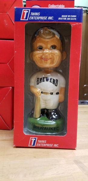 1996 Twins Enterprise Inc, Milwaukee Brewers Mascot Bobblehead