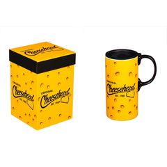 Cheesehead Tall Boy, 20oz, Cup, Cheesehead