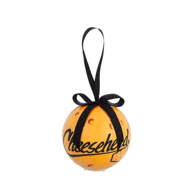 Cheesehead LED Ornament Ball