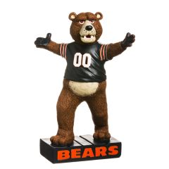 Chicago Bears Mascot Statue