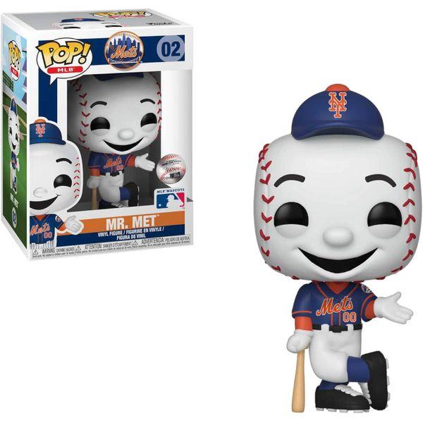 Funko POP New York Mets MR. Met Mascot Figure
