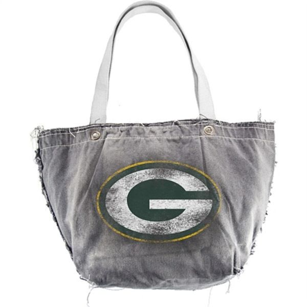 Green Bay Packers Vintage Tote Bag