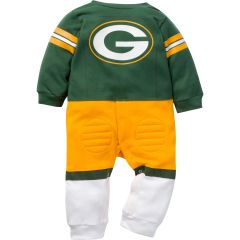 Green Bay Packers Gerber Footysuit NFL 12MO