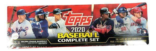2020 Topps Baseball Factory Sealed Set