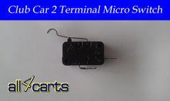 Club Car 2 Terminal Switch